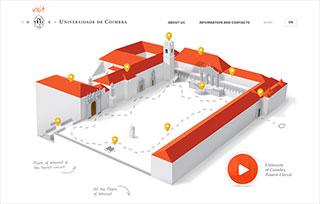 Visit University of Coimbra