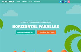 Horizillax - Horizontal Parallax Wo