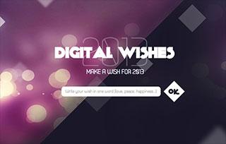 Digital wishes
