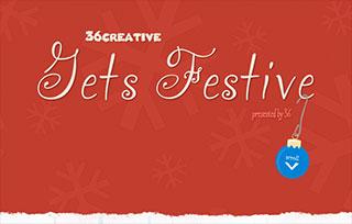 36 Get Festive