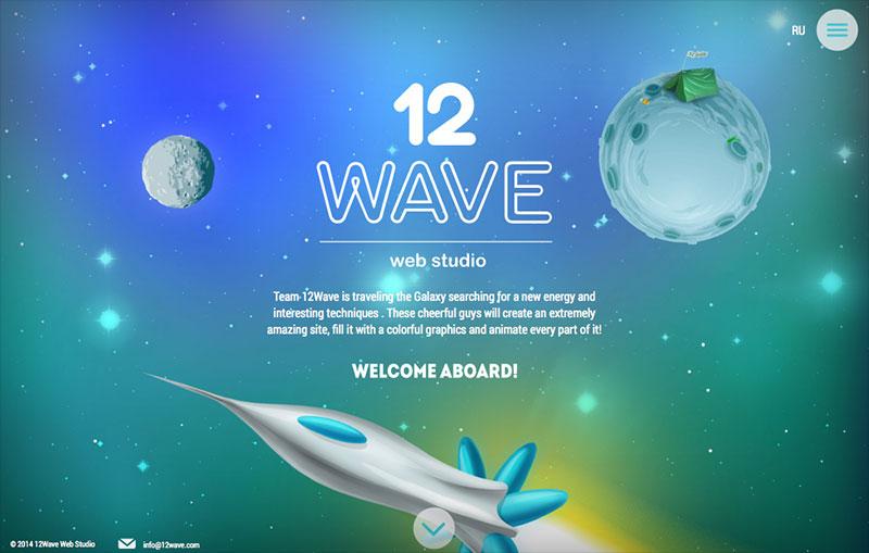 12Wave Web Studio