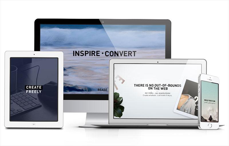 Inspire & Convert