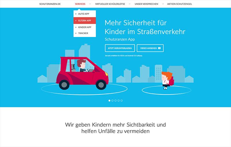 Schutzranzen App Official Website