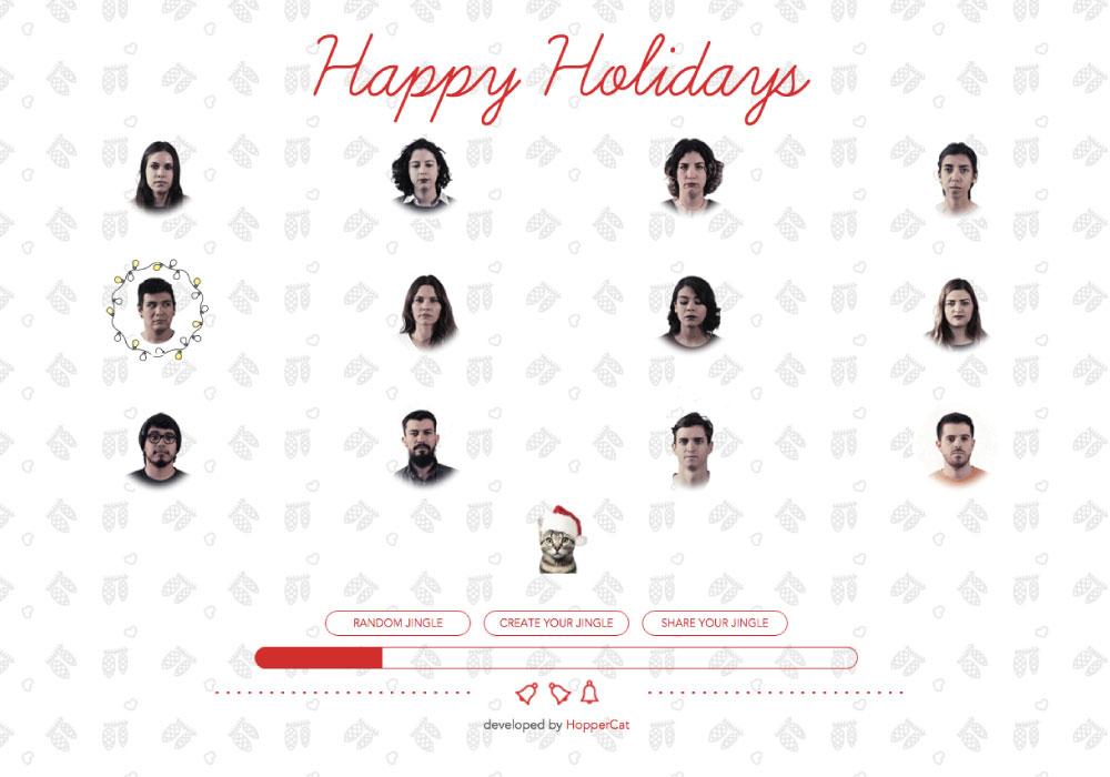 HopperCat Holidays