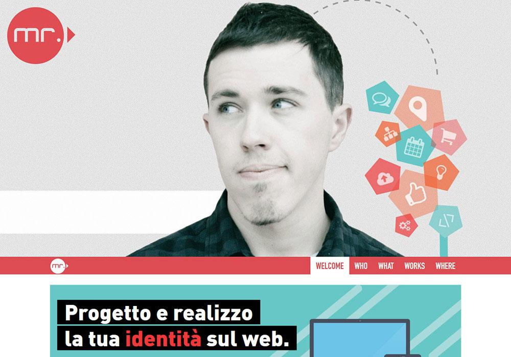 mr-web. Creative Web Solutions.