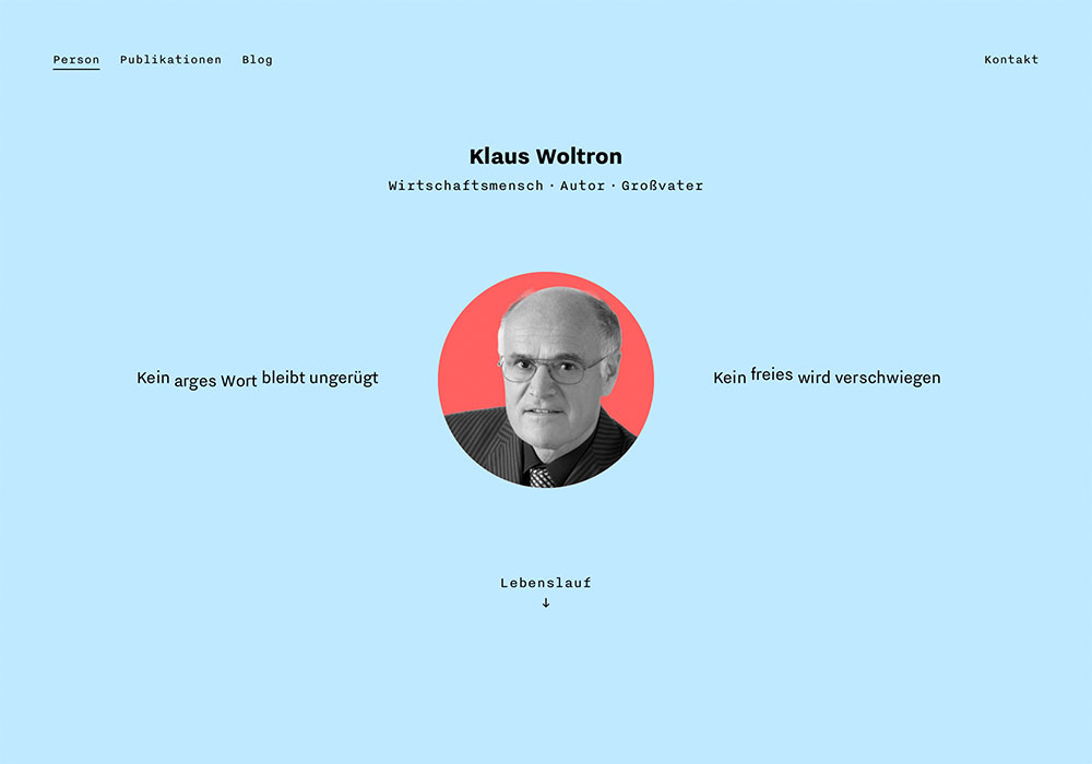 Klaus Woltron