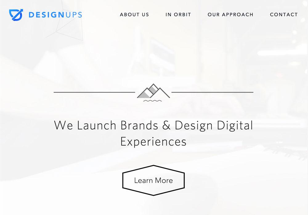 DesignUps - A digital design agency