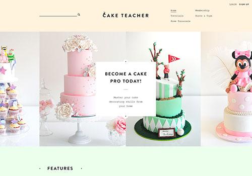 Cake Teacher