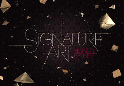 DS Signature Art