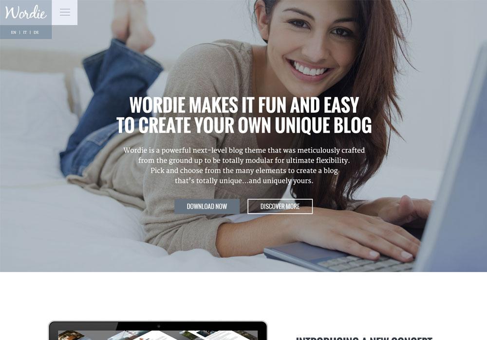 Wordie Blog