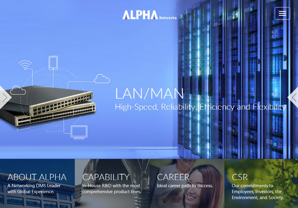 Alpha Networks Inc.