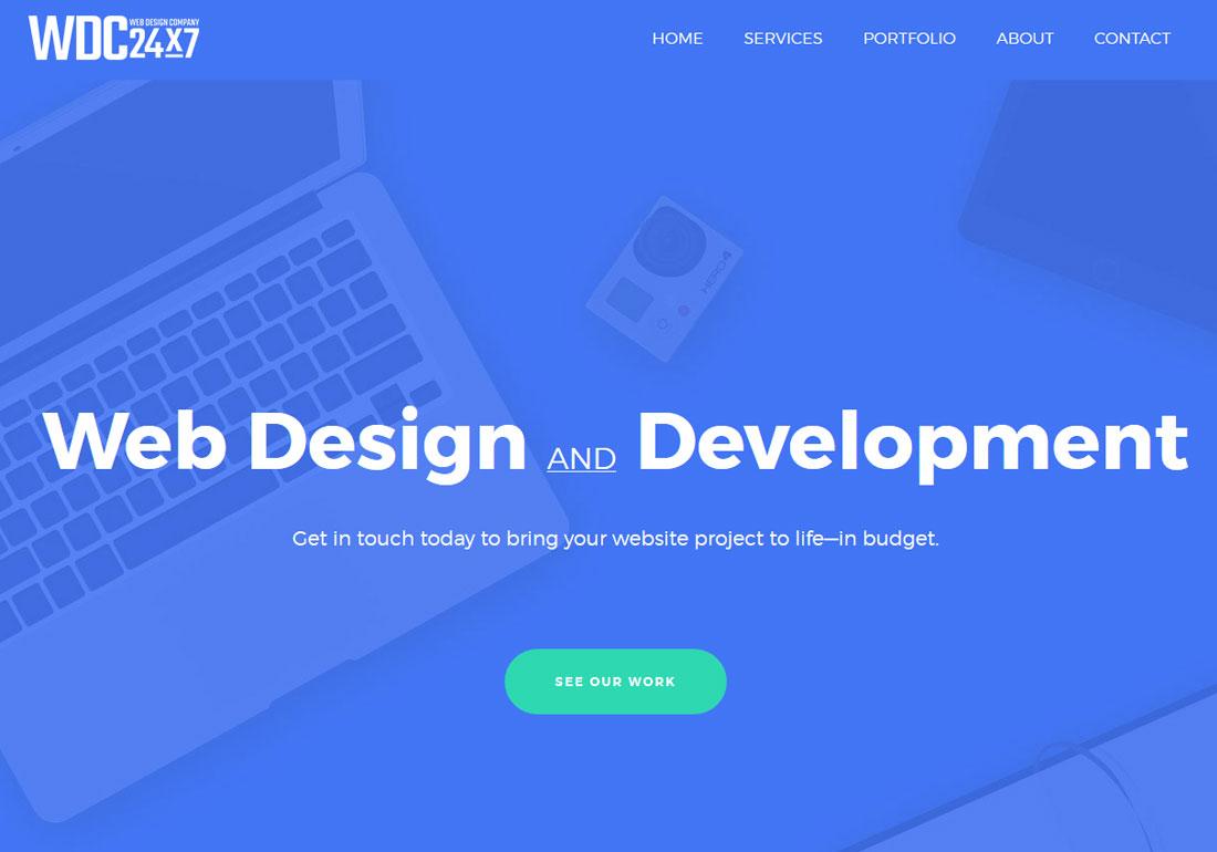 webdesigncompany24x7