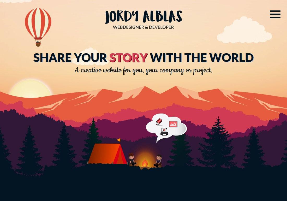 Jordy Alblas | Webdeveloper