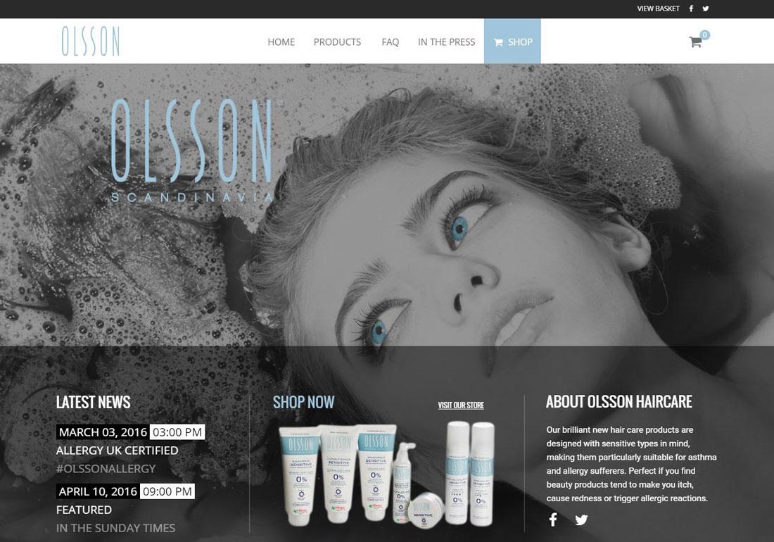 Olsson Haircare