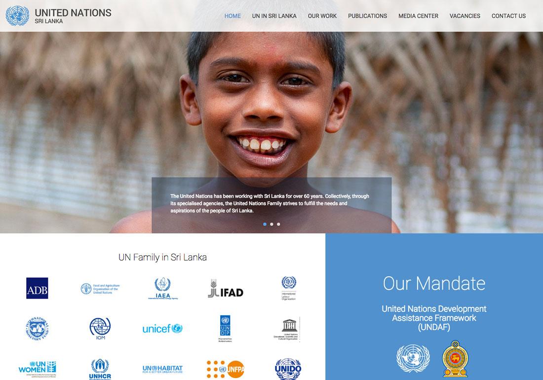 United Nations Sri Lanka