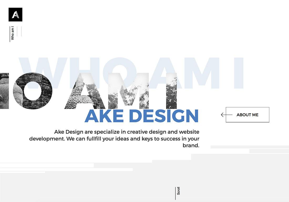 Ake Design portfolio
