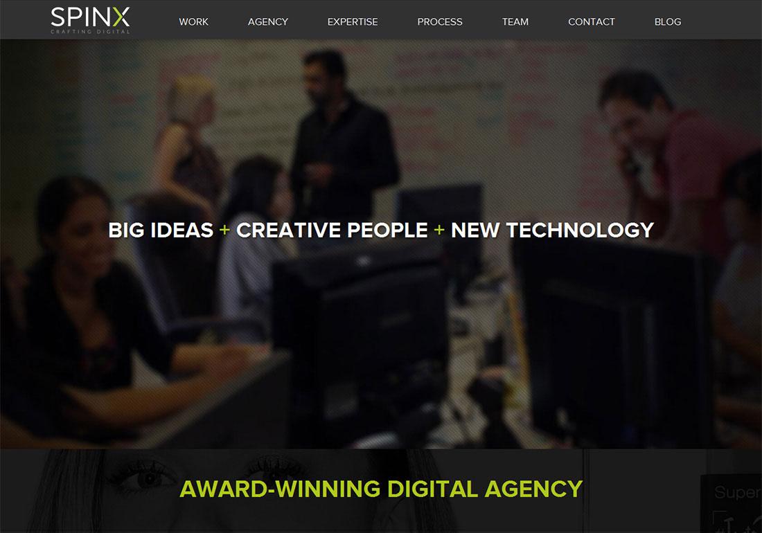 SPINX Digital