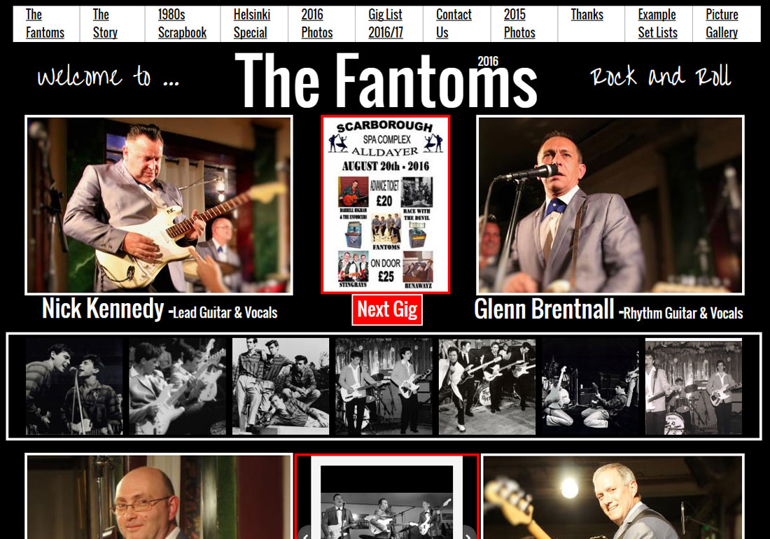 The Fantoms