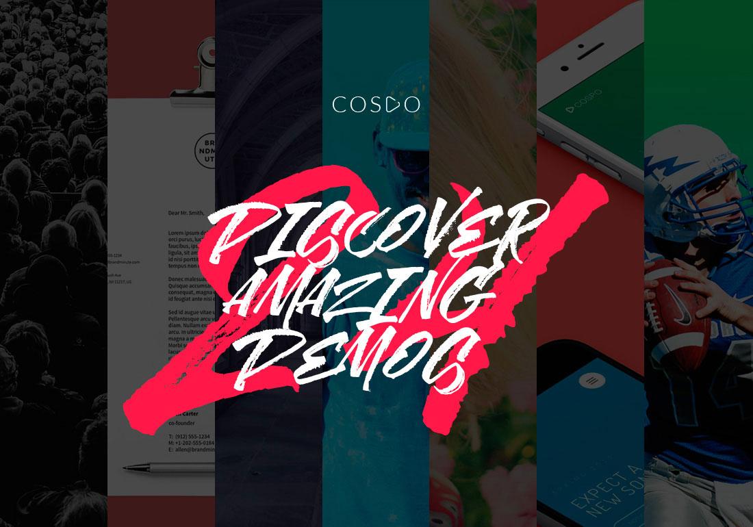 Cospo – Creative Wordpress Theme
