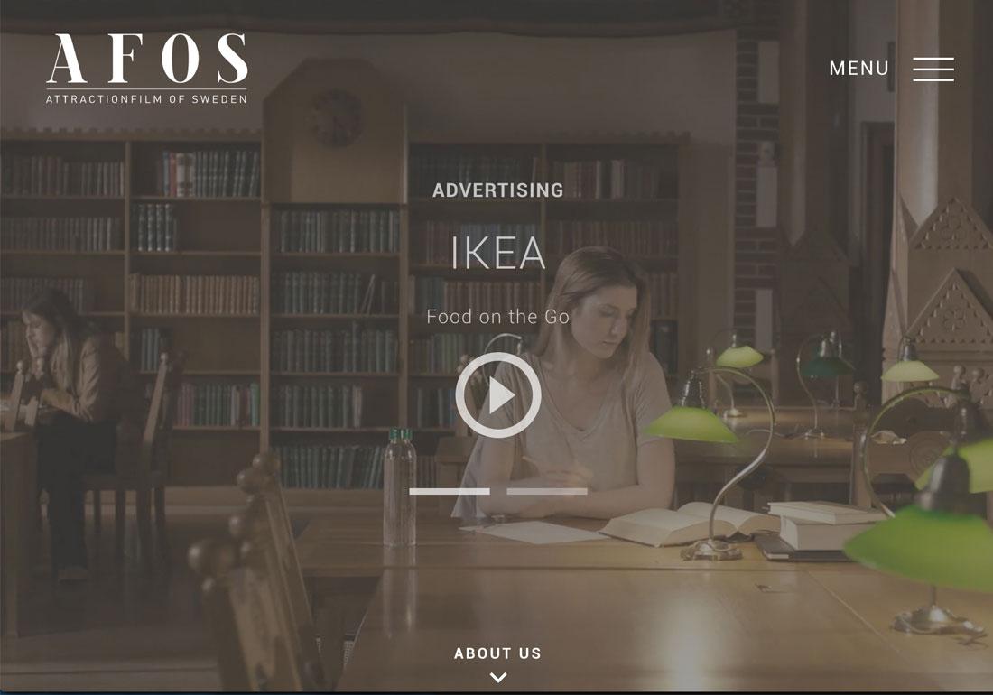 Attractionfilm of Sweden