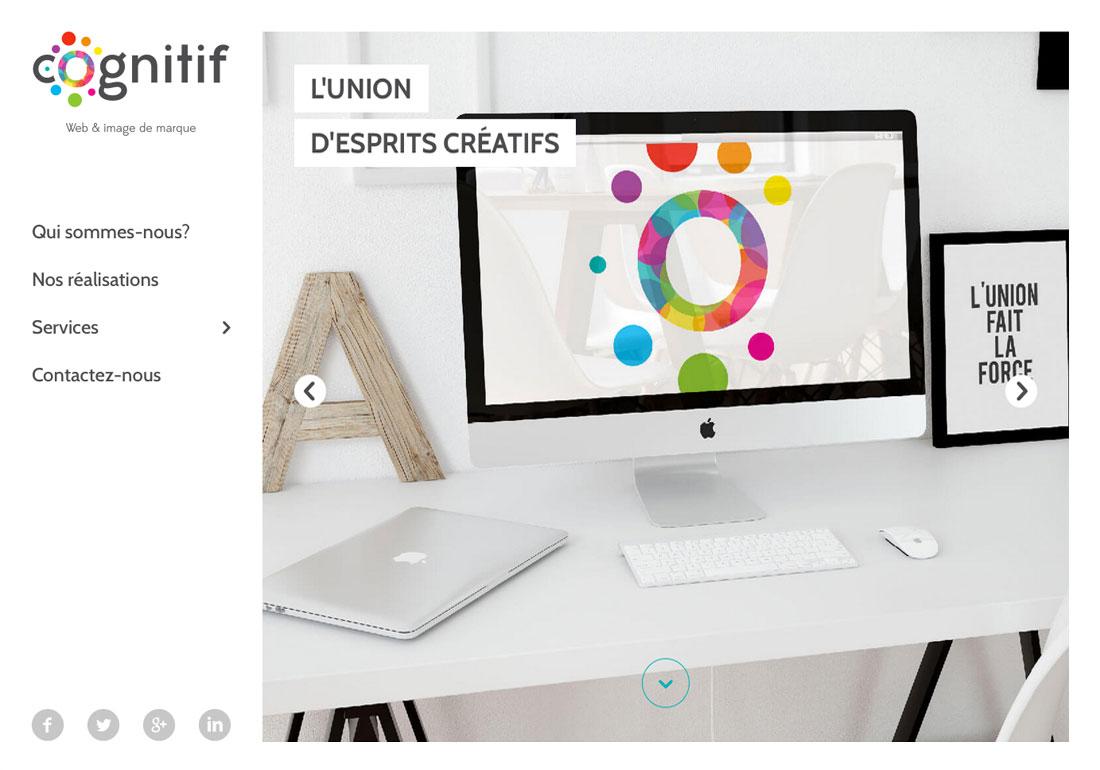 cognitif - Web & Branding