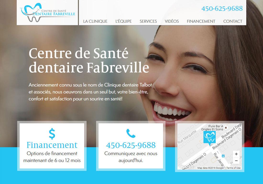Centre de Santé dentaire Fabreville