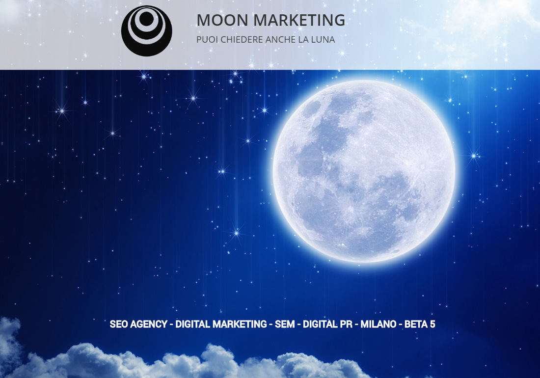 Moon Marketing - Seo Agency Milano