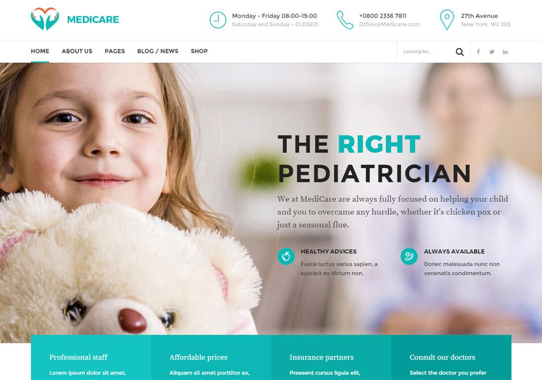 Medicare - Medical & Health Theme
