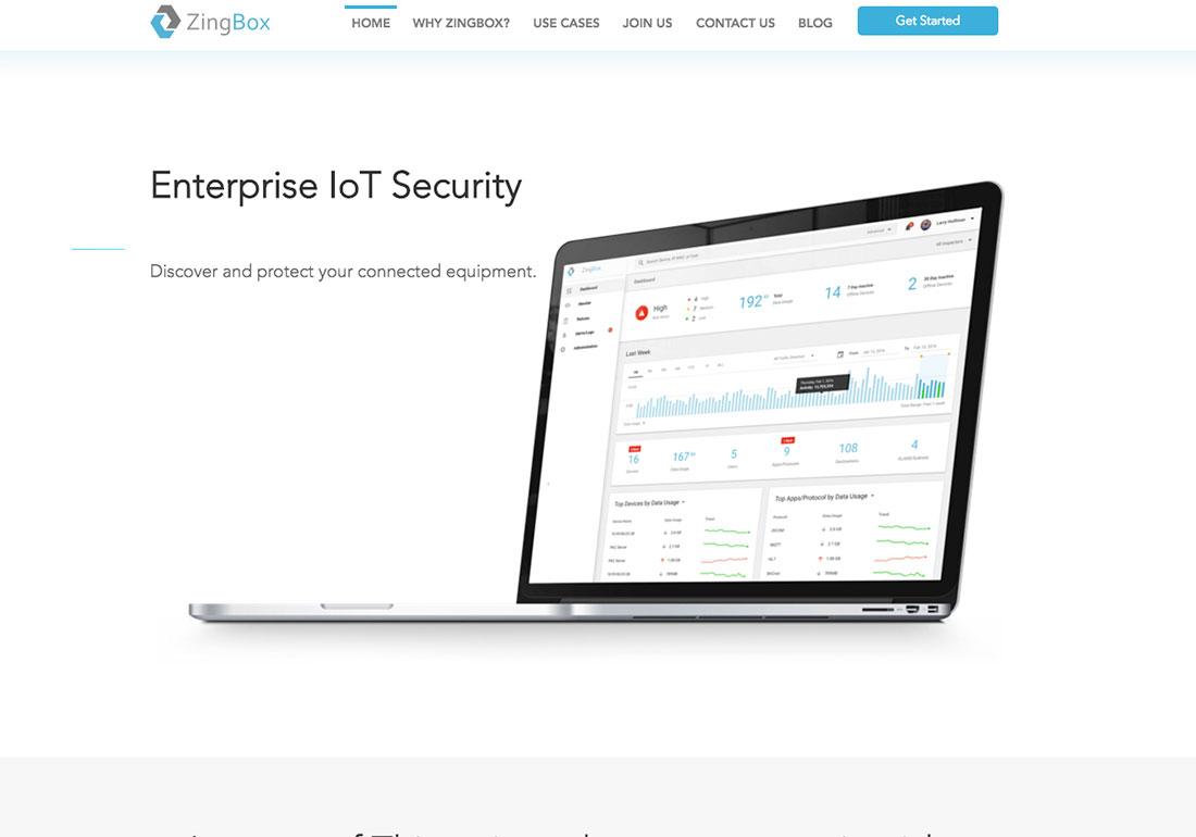 Zingbox IoT Security