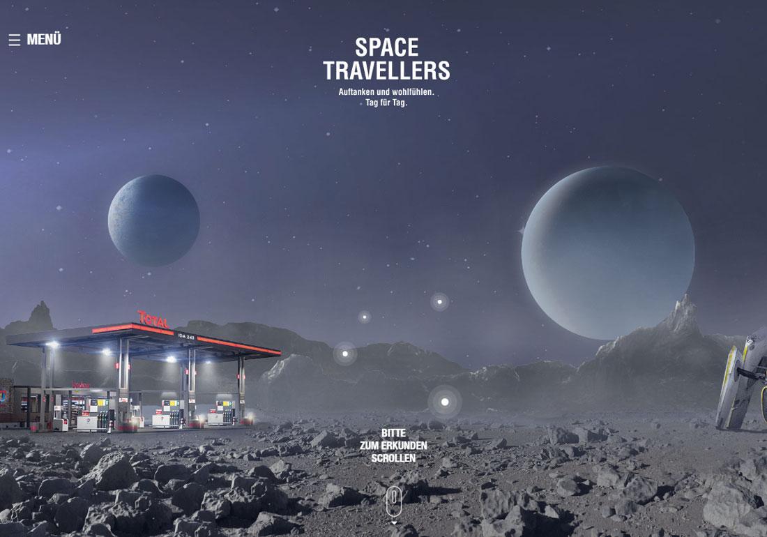 TOTAL SpaceTravellers
