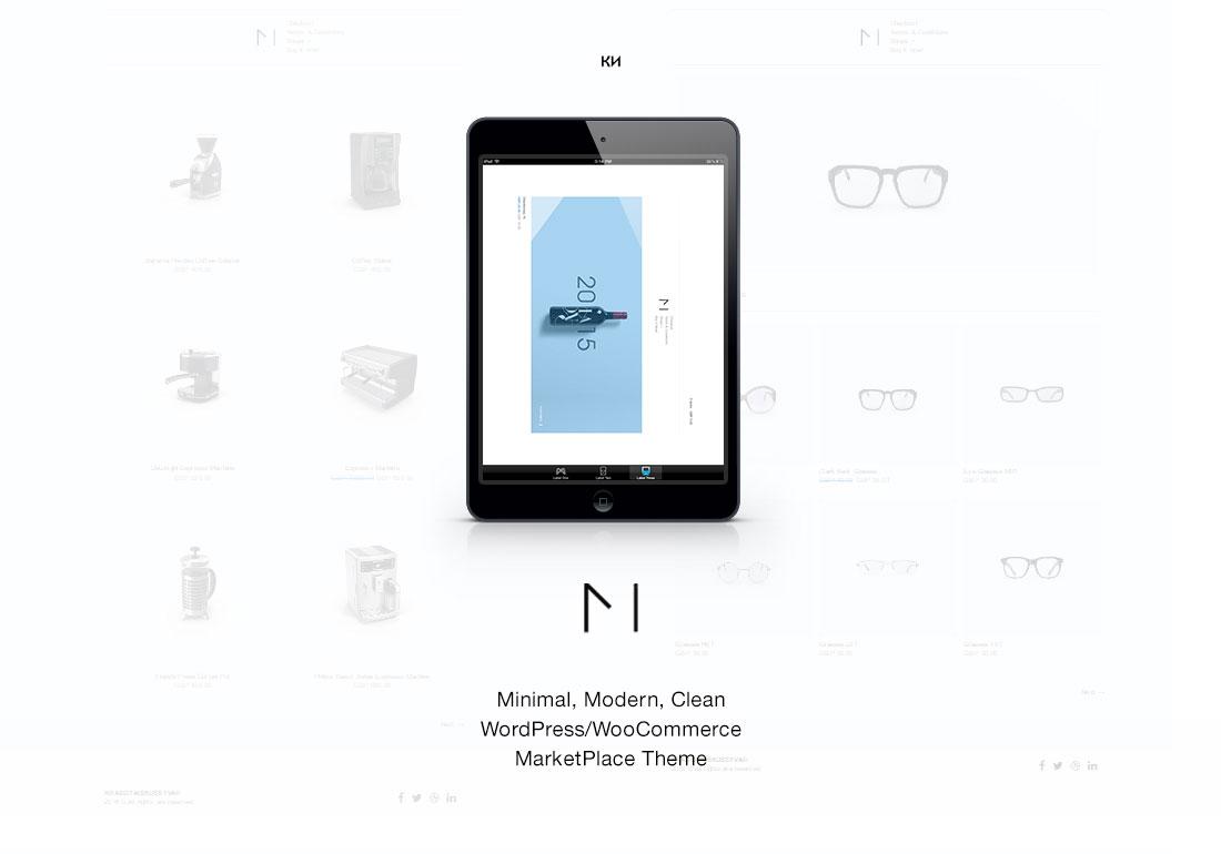 MiniShop - Commerce Theme