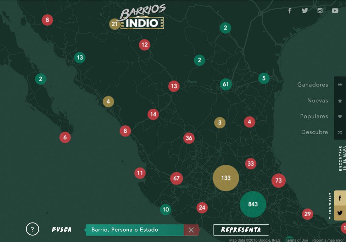 Barrios Indio