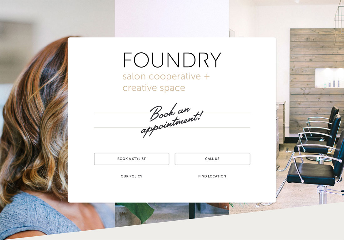 Foundry Salon