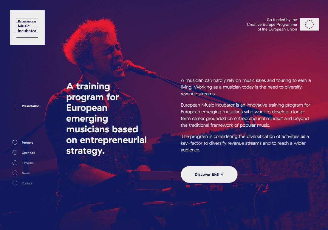 European Music Incubator