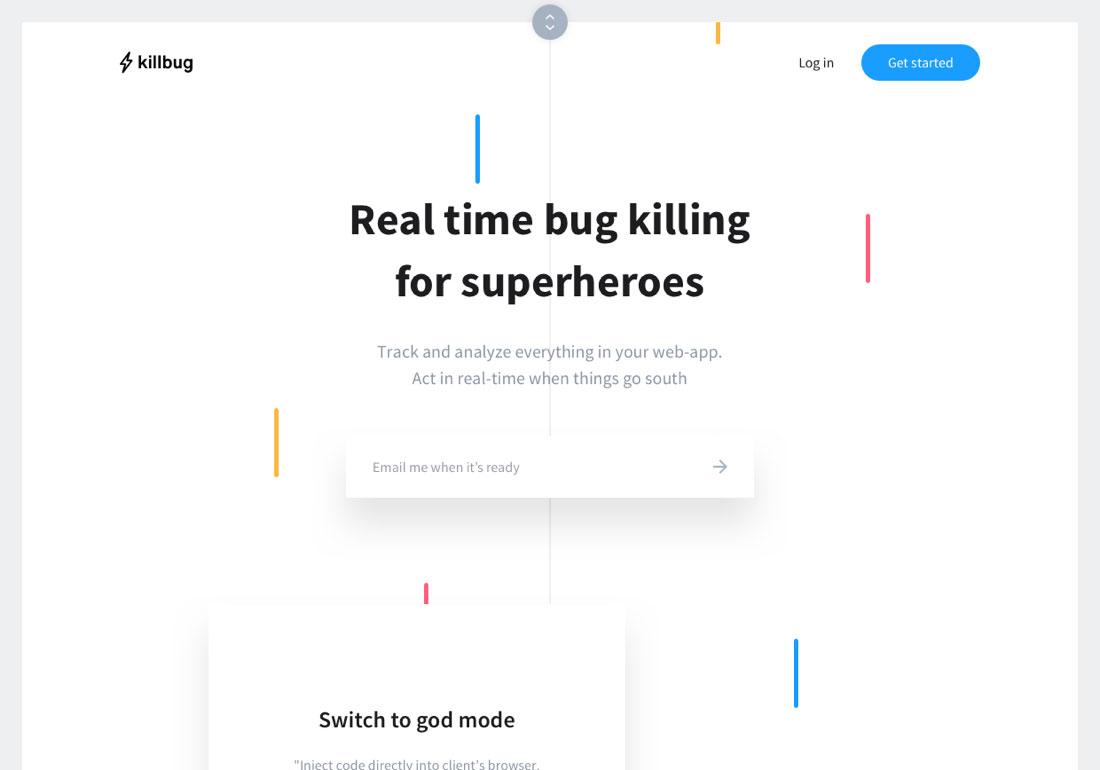Killbug | Front-end debugging