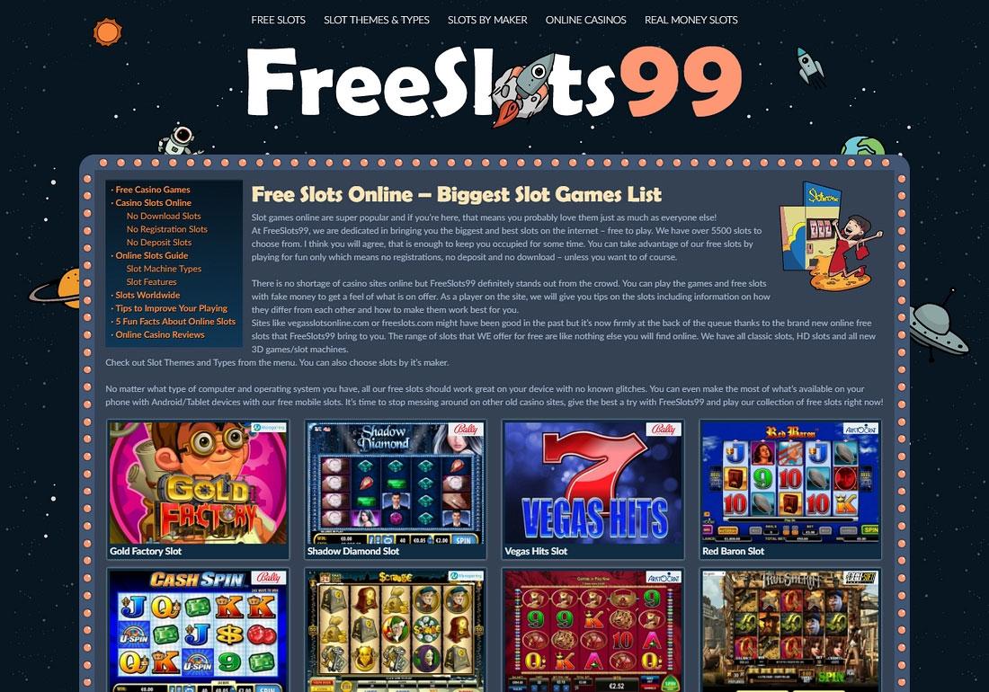 Free Slots 99