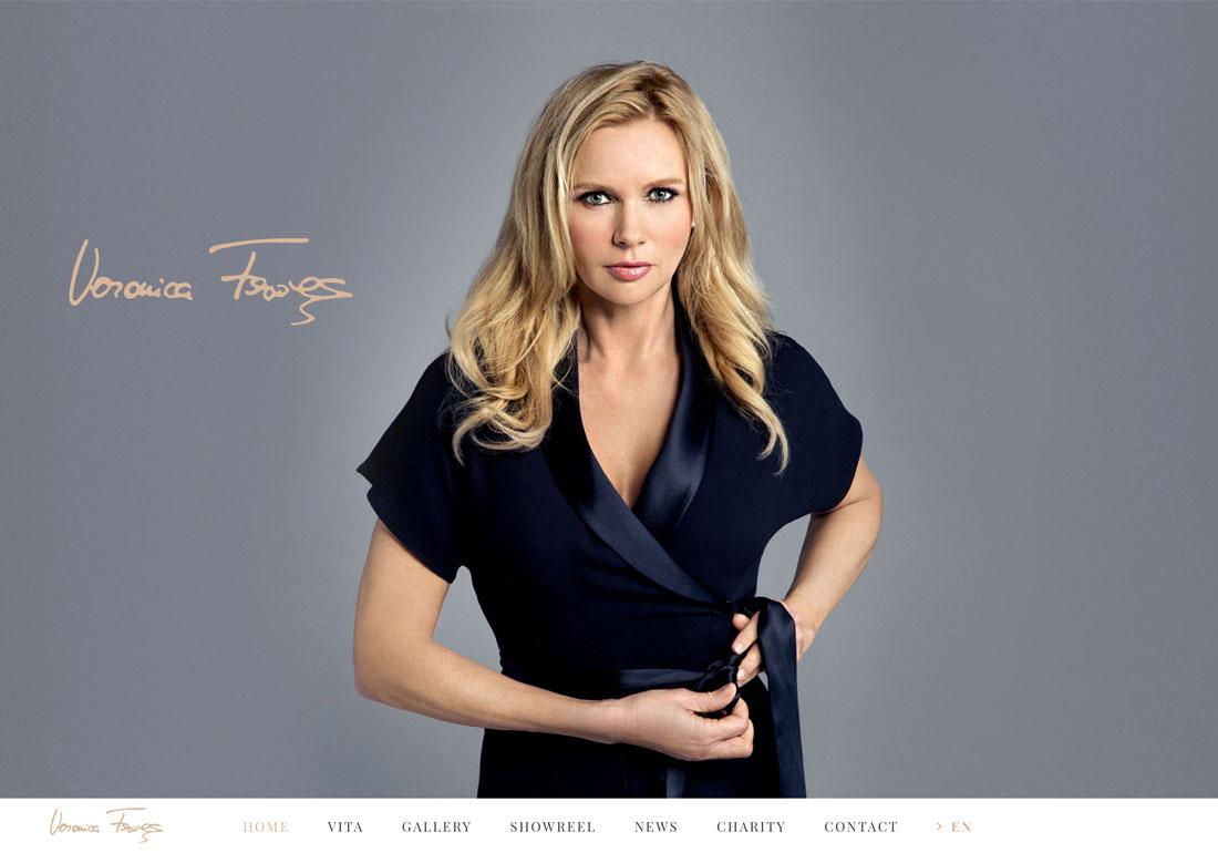Veronica Ferres - actress