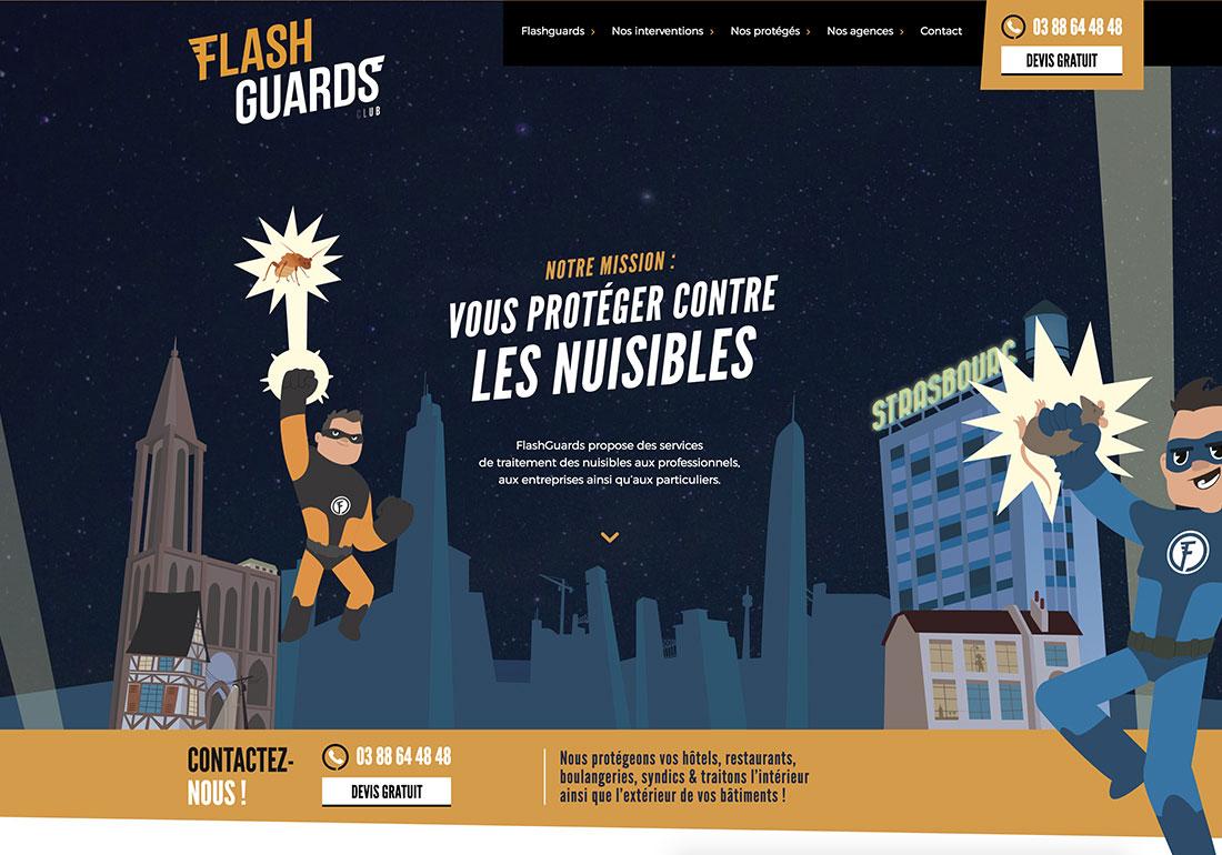 Flashguards