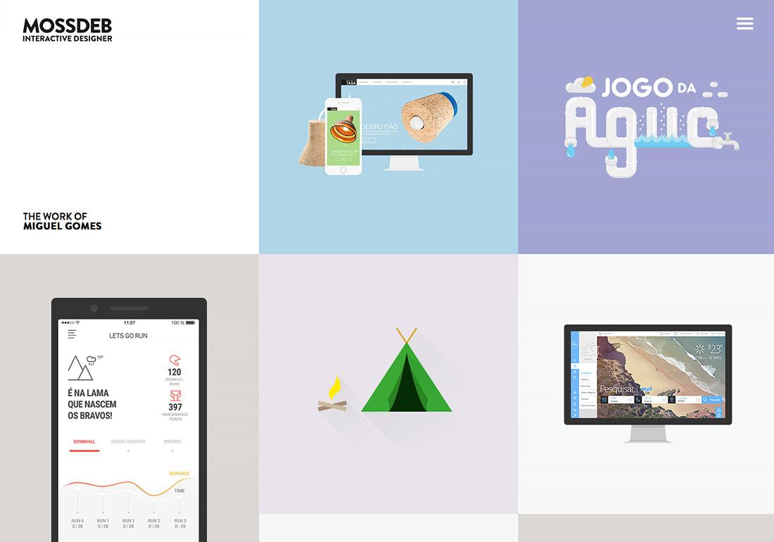 MOSSDEB Interactive Designer