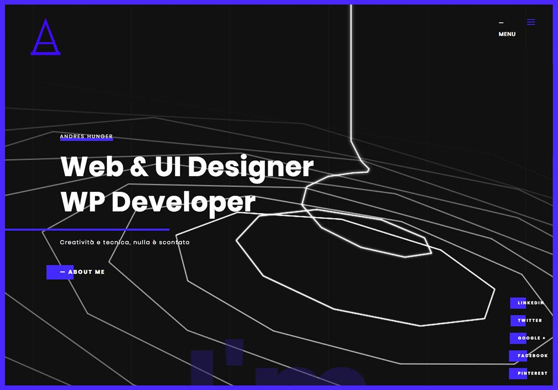 Web & UI Designer WP Developer