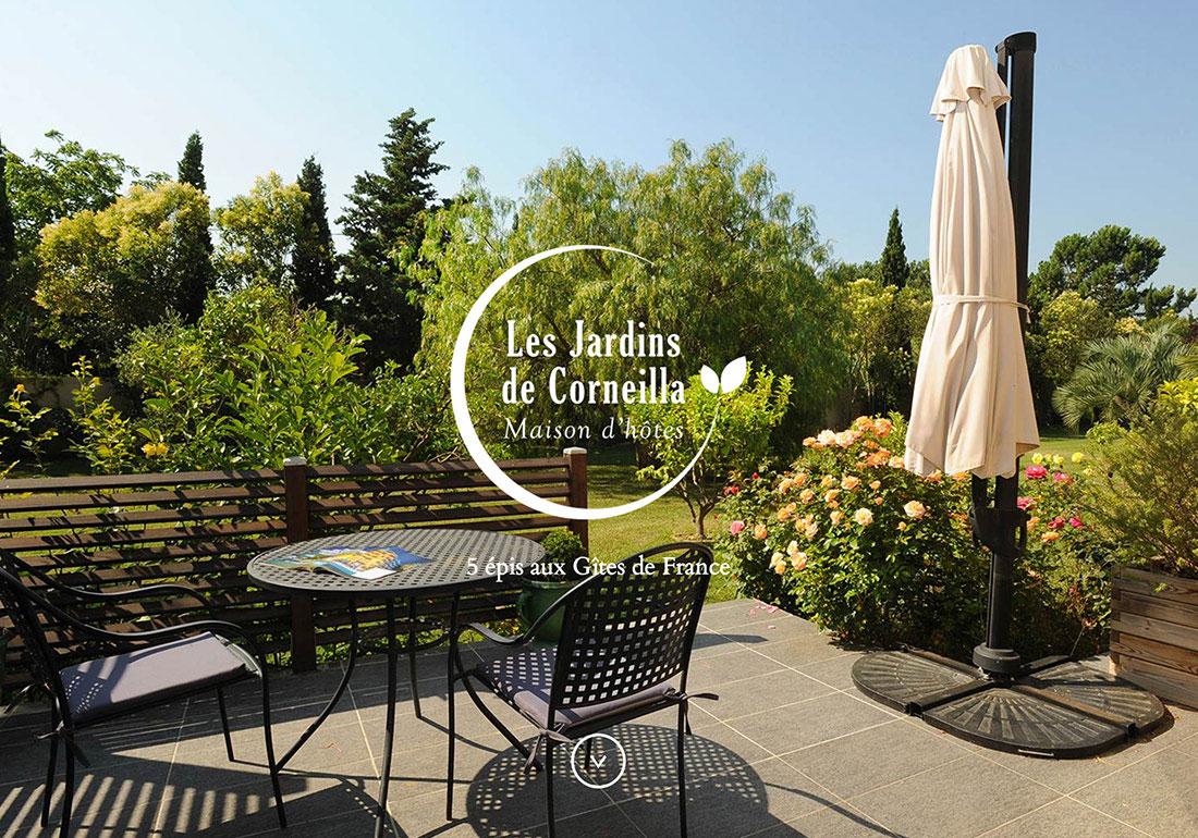 Les Jardins de Corneilla