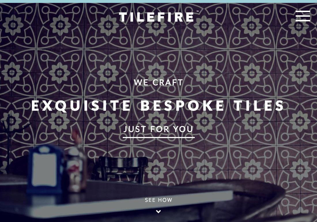 Tilefire - Exquisite Bespoke Tiles