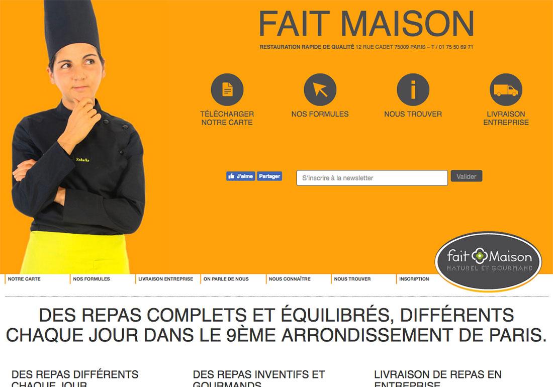 Restaurant Fait Maison - Paris