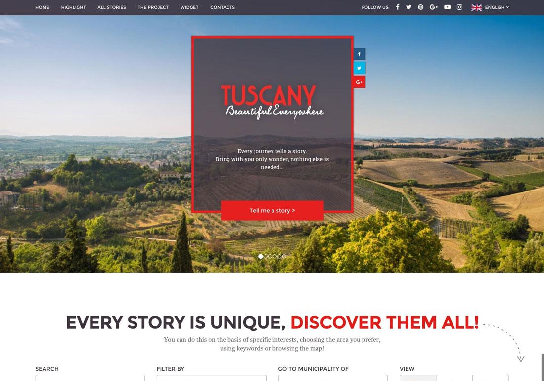 Tuscany, Beautiful Everywhere