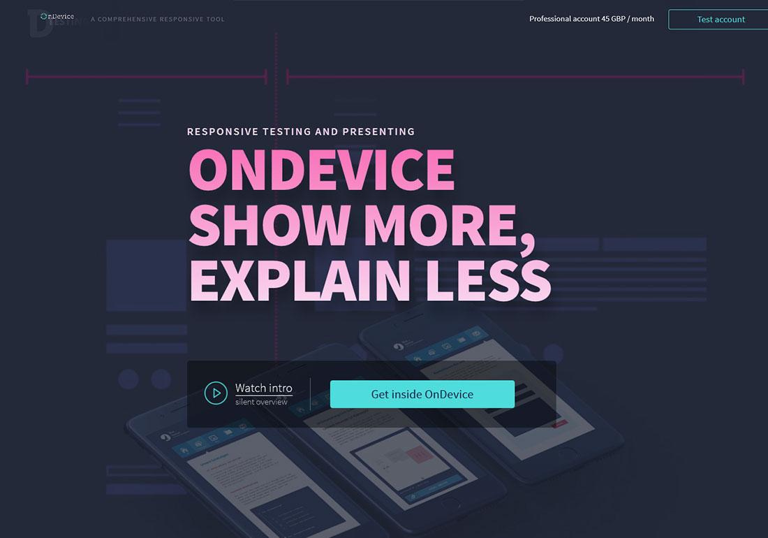 Show More Explain Less