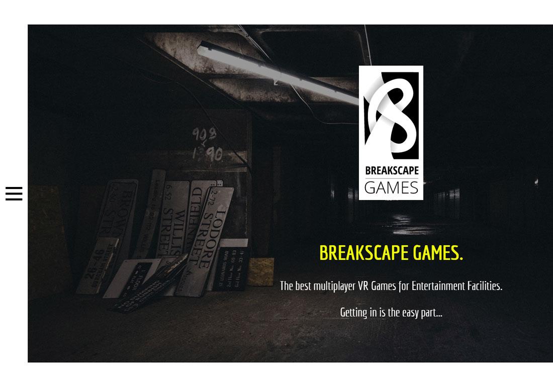 Breakscape Games