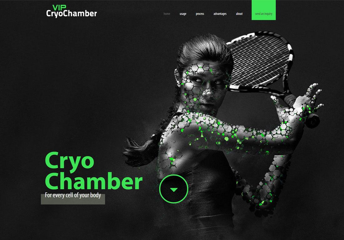 VIP Cryo Chamber