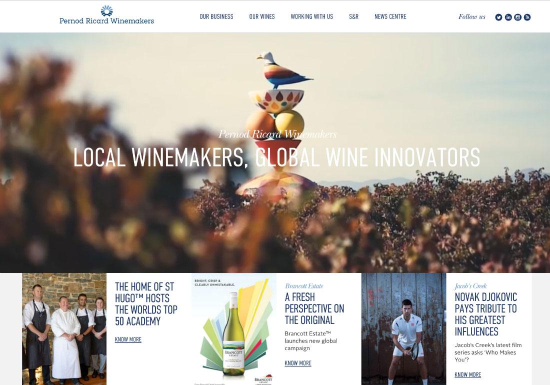Pernod Ricard Winemakers