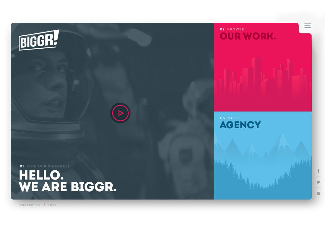 Biggr - full service agency