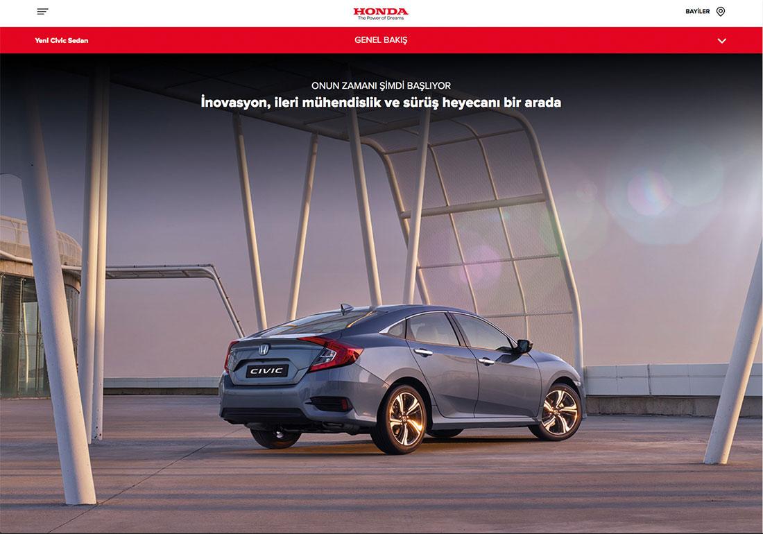 Honda Automobiles & Motorcycles TUR